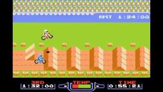 Game Boy Advance Longplay [086] Classic NES Series - Excitebike