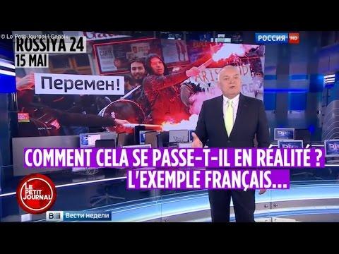 «Мы этого не говорили!» — французы не узнали себя на канале «Россия»