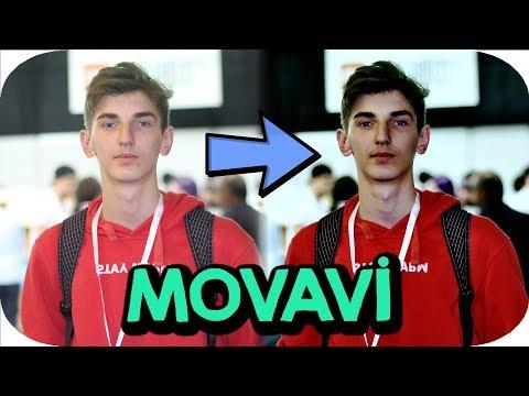 MÜKEMMEL FOTOĞRAFLAR OLUŞTURUN ! - Movavi Photo Editor