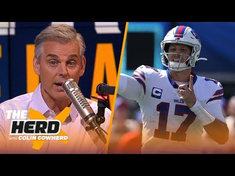 Herd Hierarchy Colinвs Top 10 NFL teams after 2019-20 Week 2  THE HERD