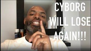 Video Cyborg WILL LOSE a rematch vs Amanda Nunes! MP3, 3GP, MP4, WEBM, AVI, FLV Februari 2019