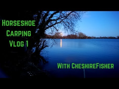 Horseshoe Episode 1 - A short over night session carp fishing with CheshireFisher in January 2018