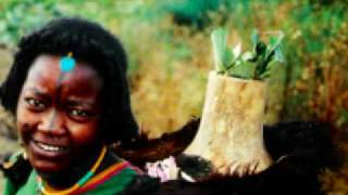 Man's Song, Harrar People, Ethiopia. African Music.