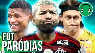 ♫ BRASILEIRÃO É SÓ ZUEIRA 2019 - 2   Paródia Wannabe - Spice Girls