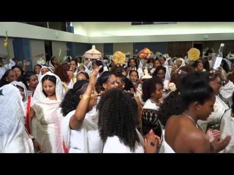 Eritrean Wedding - Eritrean Wedding Habtom-Gidey (part 1)