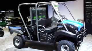 2. 2014 Kawasaki Mule 4010 Trans 4x4