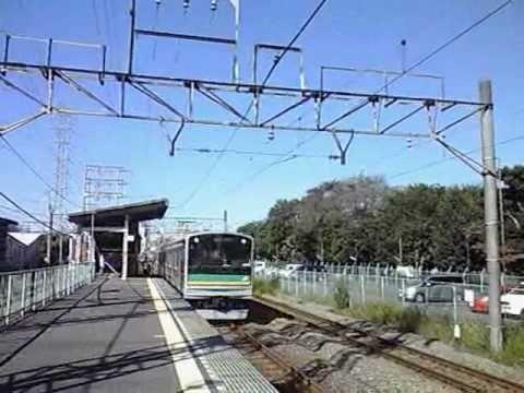 南武線川崎新町駅