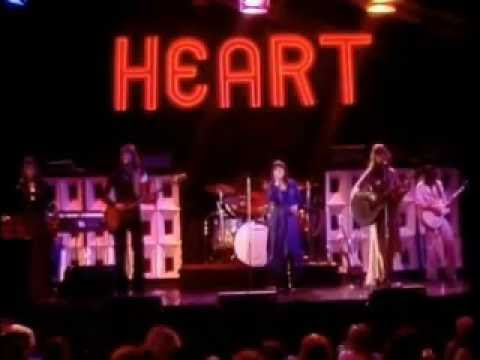 Heart - New HQ version of this video can be found here: http://www.youtube.com/watch?v=V44HiAX91Hs Taken from Burt Sugarman's The Midnight Special show aired March 4...