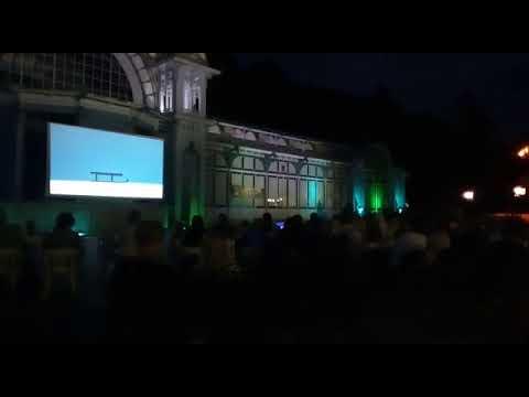 ВЖелезноводске открылся фестиваль кино под открытым небом