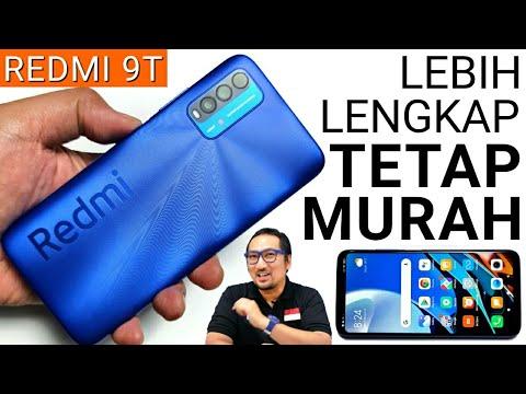 Murah 1.89 Juta, Lebih Lengkap: REVIEW Redmi 9T dari Xiaomi