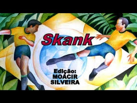 É UMA PARTIDA DE FUTEBOL (letra e vídeo) com SKANK, vídeo MOACIR SILVEIRA