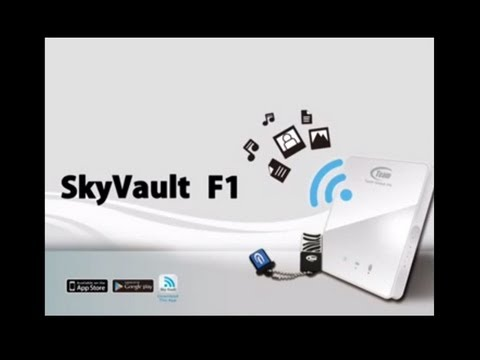 Video of SkyVault