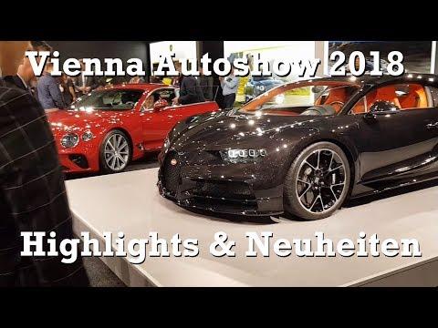 Wien: Vienna Autoshow 2018 - Highlights & Neuheiten