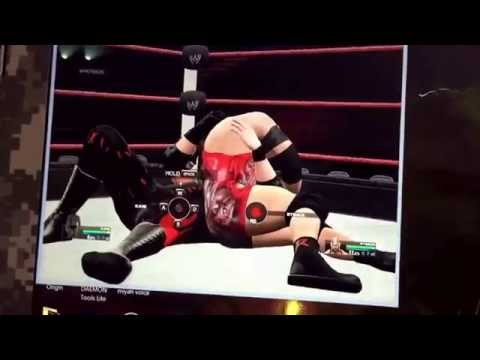 Wwe 2k15 pc on surface pro 3 i5 128gb 4gb ram running at lowest settings