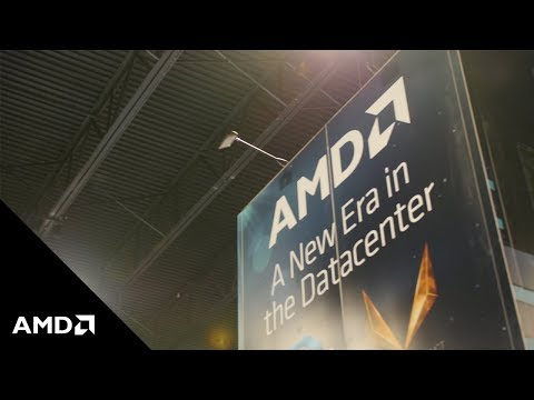 AMD Takes the Stage at SC17