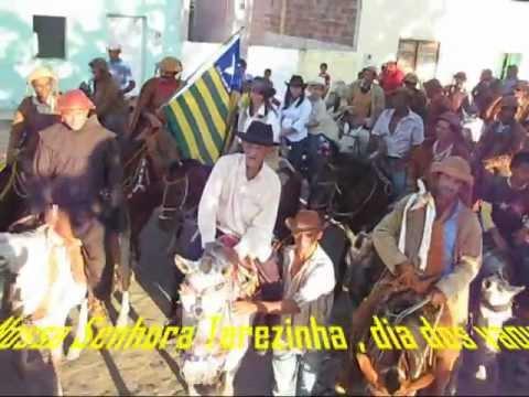 VÁRZEA BRANCA 2011 - festejo de SANTA TREREZINHA dia dos vaqueiros 01