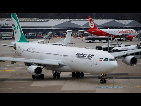 Mahan Air (Iran) darf nicht mehr nach Deutschland fli ...