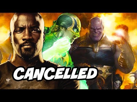 Why Iron Fist and Luke Cage Were Cancelled by Netflix and Marvel