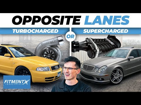 Turbocharged VS Supercharged: What's Better For Daily Driving?   Opposite Lanes