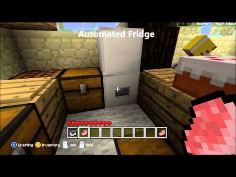 Minecraft Xbox 360 Edition - Chill Modern House [+ Private Beach]