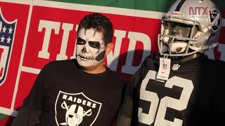 México está de pie para recibir a la NFL