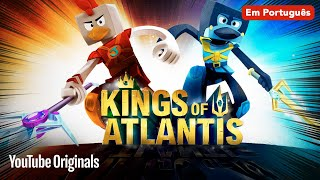 Catástrofe na Coroação - Kings of Atlantis - Kings of Atlantis (Ep. 1)