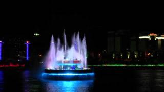 Heyuan China  city photos : Musical Fountain in Heyuan City, Guangdong, China