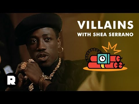 Nino Brown From 'New Jack City'   The Ringer   Villains with Shea Serrano (Ep. 7)