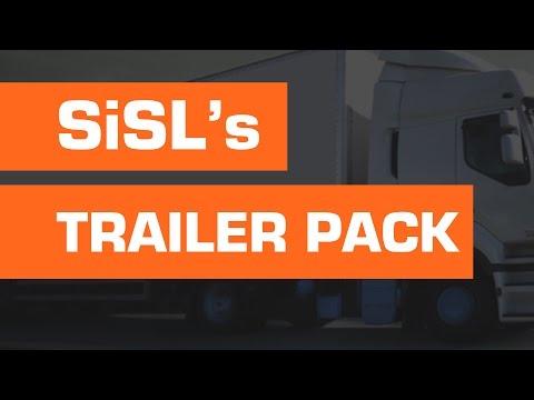 SiSL's Trailer Pack v1.7 1.28.x