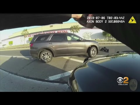 Fullerton Police Release Body Cam Video In Deadly Shooting Of Female Teen Suspect