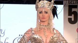 Uğurlu Dilek Özdemir 2016 Gelinlik Defilesi - 51 Moda Evi - Gelin Damat Fashion Day 2016