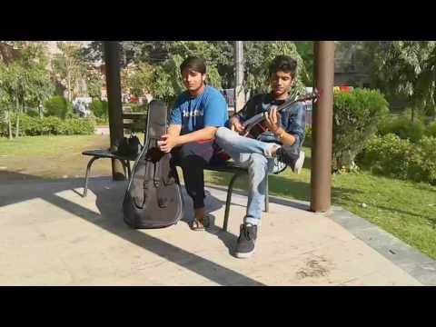 Video Casual jamming ,( hasi , enna sona , asan nahi yaha ) by manan and yatharth download in MP3, 3GP, MP4, WEBM, AVI, FLV January 2017