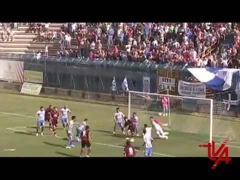 Akragas-Arezzo 1-0 Gli highlights del match