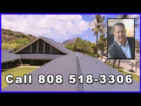New Aluminum Roof on Holy Nativity Church, Hawaii (808) 518-3306