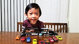Nonton Fast and Furious Diecast Peterbilt Model 387 Hauler - Car Carrier by Jada Toys Film Subtitle Indonesia Streaming Movie Download