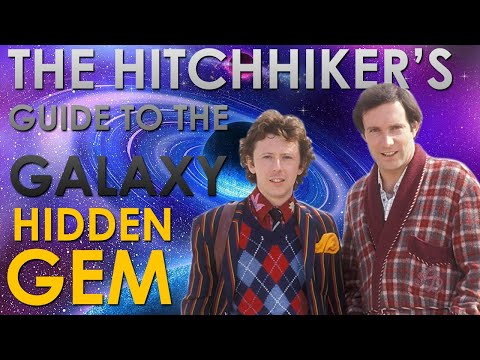 The Hitchhiker's Guide to the Galaxy (1981) - A Hidden Sci Fi Gem