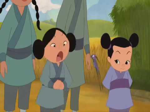 Mulan 2  Lesson Number One English