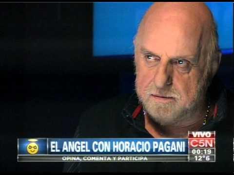 C5N - EL ANGEL DE LA MEDIANOCHE CON HORARIO PAGANI (PARTE 1)