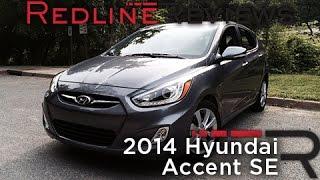 1. 2014 Hyundai Accent SE Review, Walkaround, Exhaust, & Test Drive