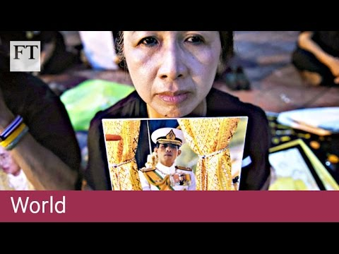 Thailand's new king | FT World (Video)