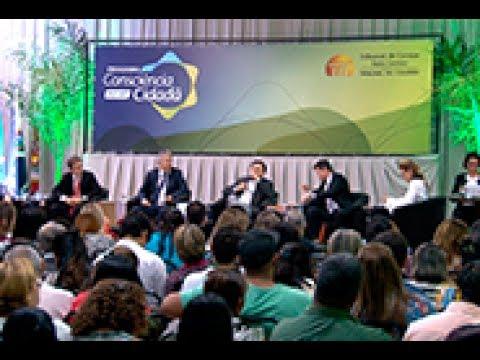 TCE Notícias - Cerca de 600 pessoas participam do Consciência Cidadã em...