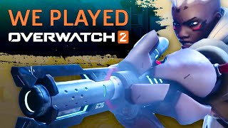 We Played Overwatch 2's New Story Campaign by GameSpot