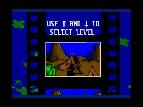 daffy duck in hollywood genesis cheats