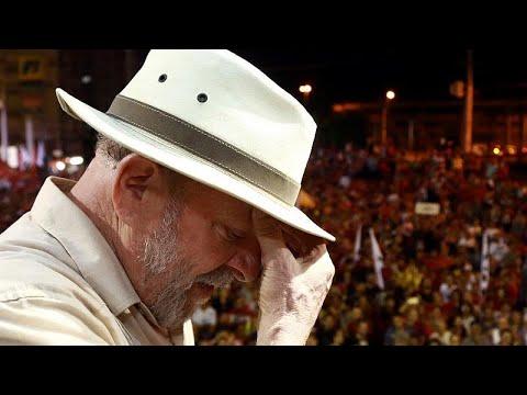 Βραζιλία: Απέσυρε την υποψηφιότητά του για την προεδρία ο Λούλα…