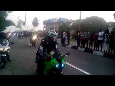 calabar carnival bike showcase 2017