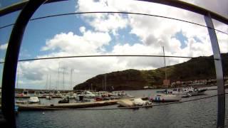 Time Lapse 015 Marina de Machico (GoPro HD)