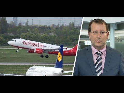 Air Berlin: Was der Übernahme-Deal mit Lufthansa be ...