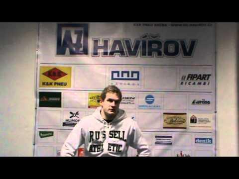 AZ Havířov - U. Hradiště, M. Sztefek