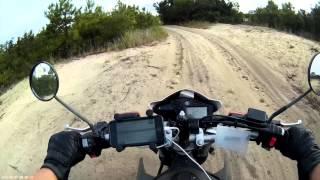 8. Yamaha XT 250 OBX