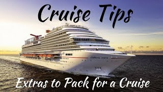 Video Cruise Tips: 27 Extras to Pack (Some You May Not Have Thought Of) MP3, 3GP, MP4, WEBM, AVI, FLV Juni 2019